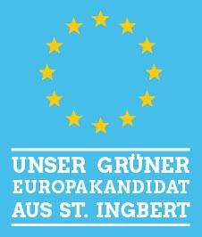 Grüner Europakandidat