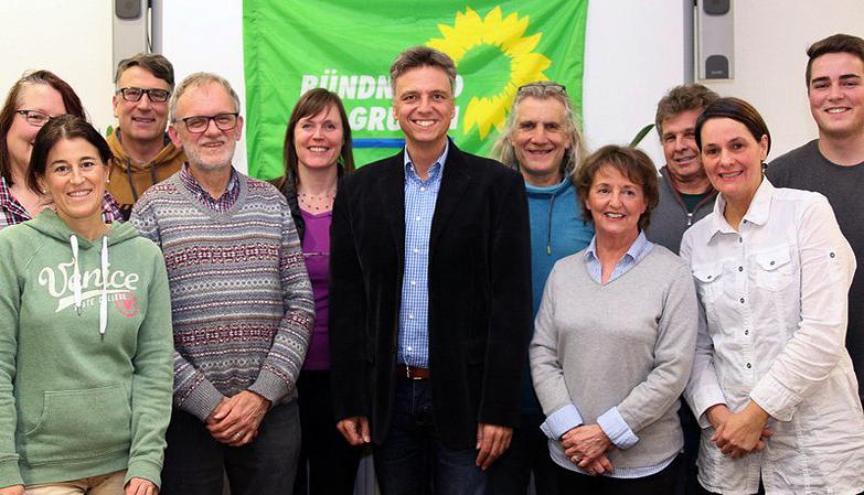 Mitgliederversammlung Grüne St. Ingbert