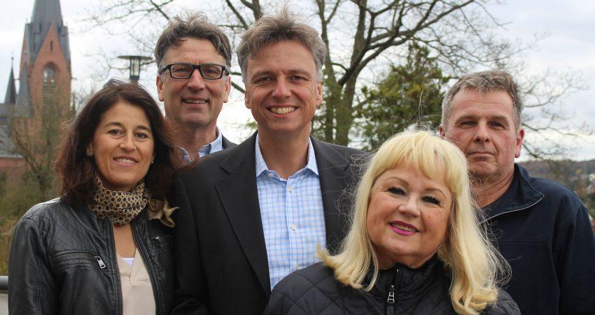 Kommunalwahl-Team 2019